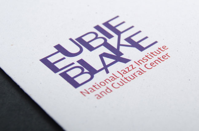 Eubie Blake Stationery